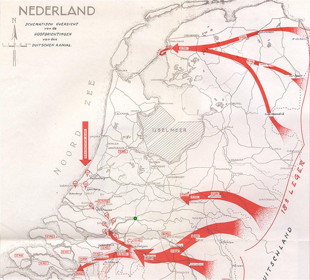 Duitse aanval mei 1940 frgm