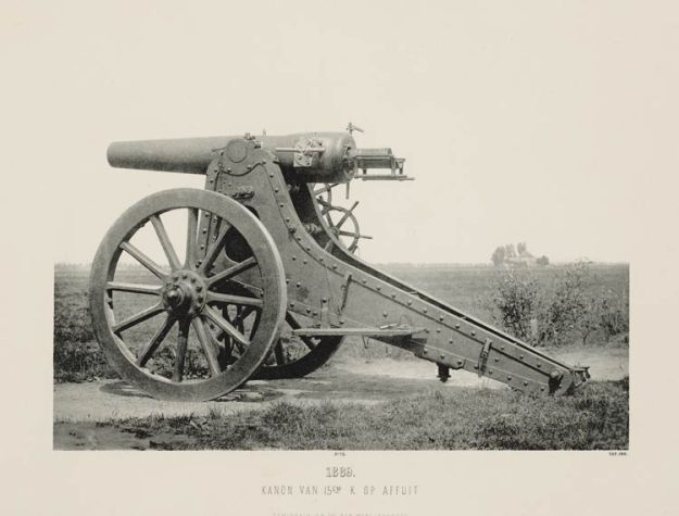 Kanon 15cm kort links