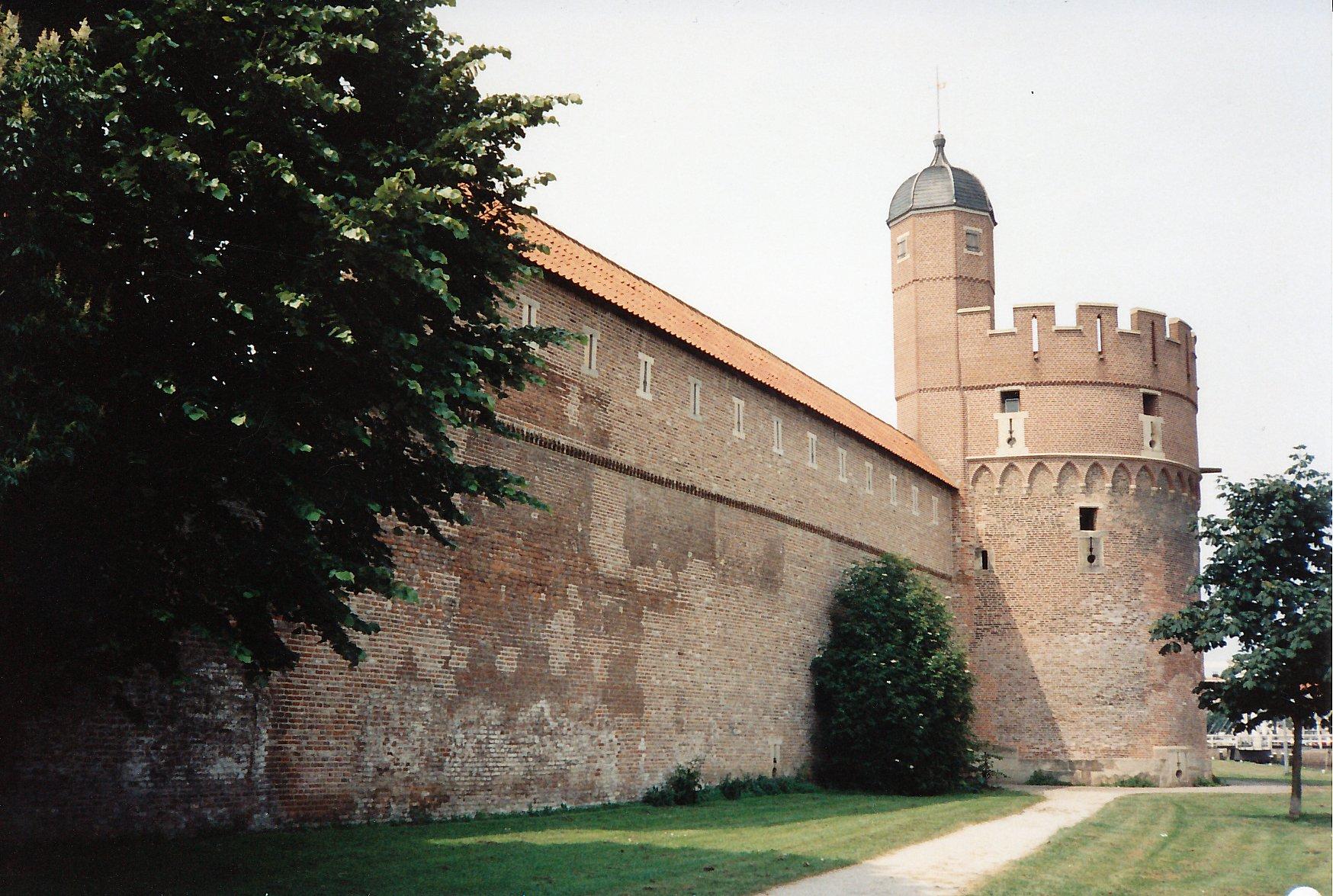 Zwolle stadsmuur 1
