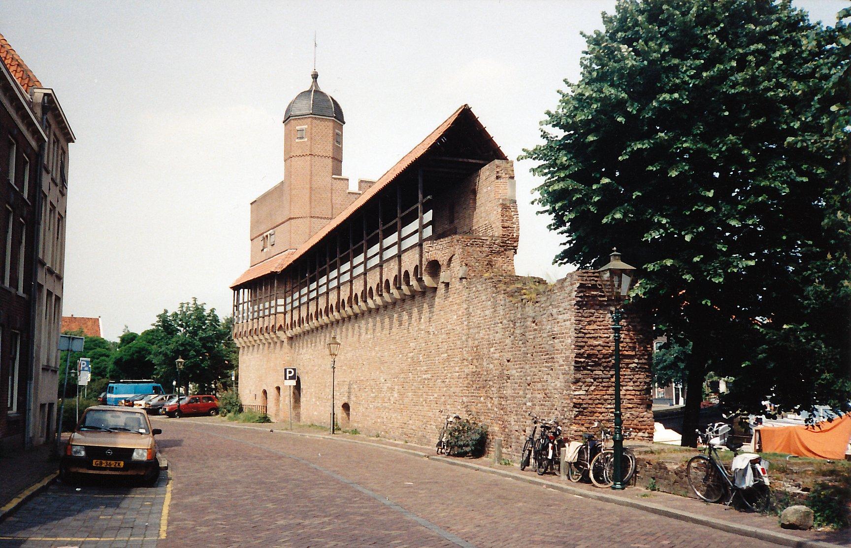 Zwolle stadsmuur 3