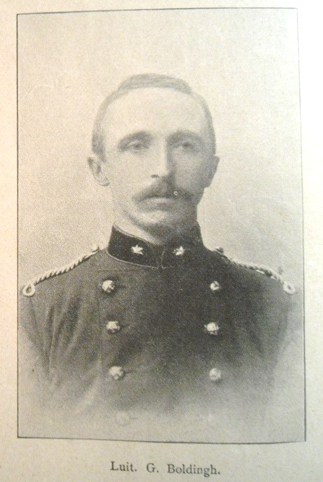 Luitenant Gerrit Boldingh
