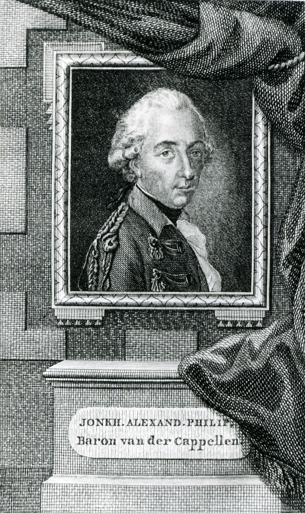 Alexander Philip baron van der Capellen. F18460.1