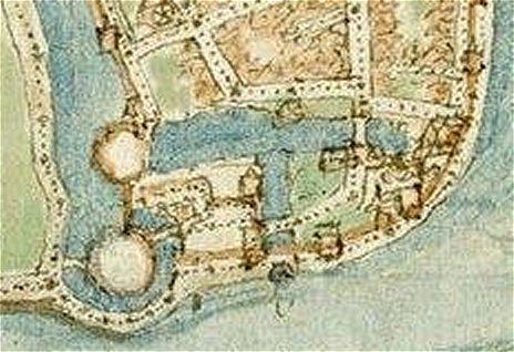 frgm-krt-1558-jvd-kasteel-de-blauwe-toren