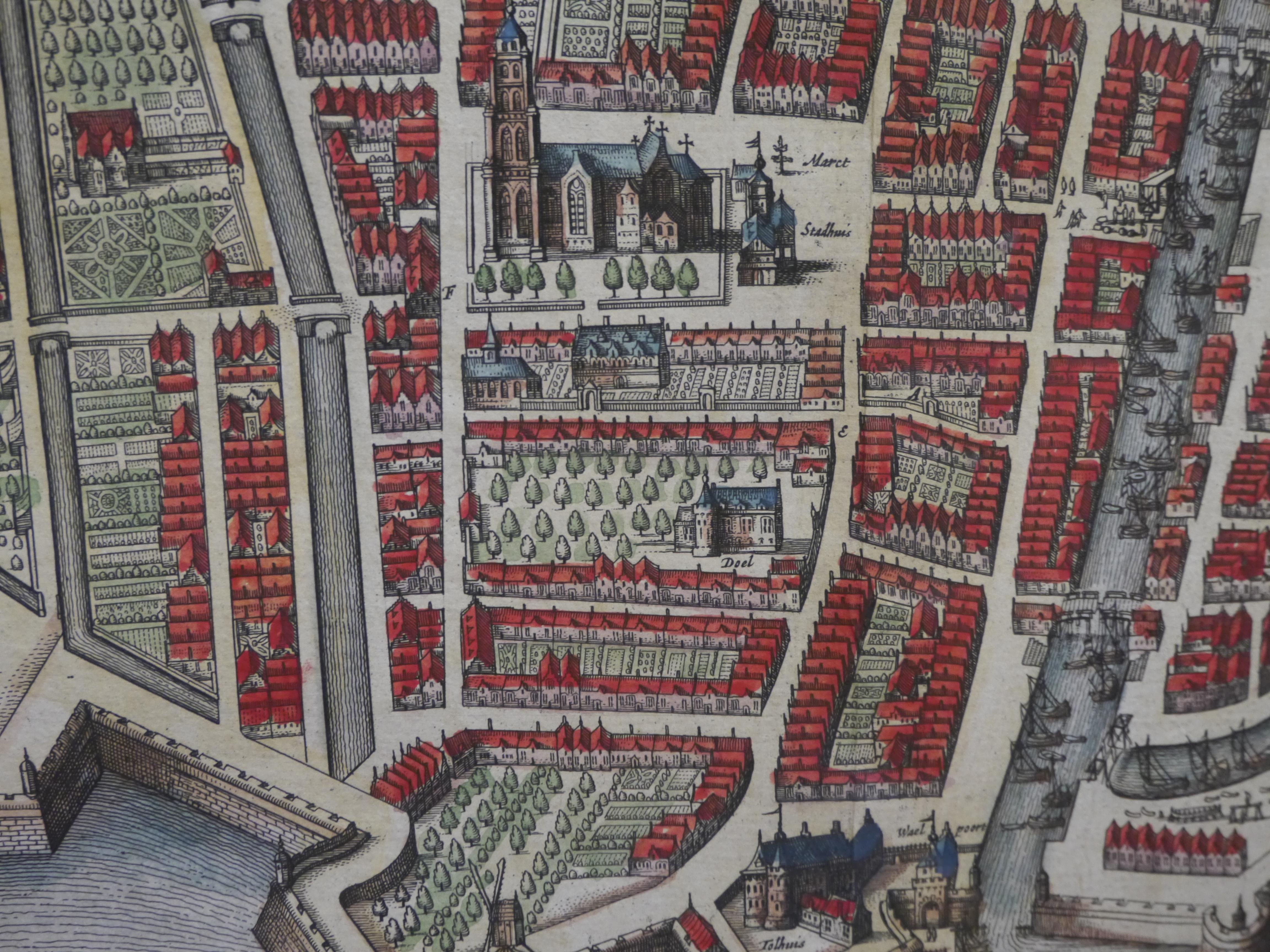 22_detail_plattegrond_van_gorcum_met_doelen_en_doelentuin_museum_gorinchem